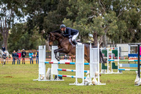 Class 28 - Ovarit Jumps Horse Grand Prix
