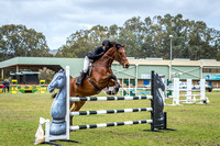 Class 29a - Team Equistar 110 cm - Riders under 18