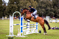 Class 1b - EC Solutions WA 1.05m Up to 4 & 5-Year Old Horses